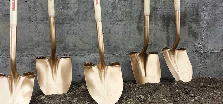 Golden Shovels